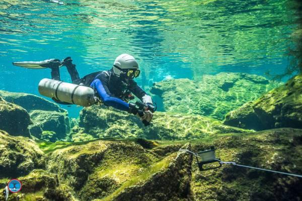TDI Sidemouint Diver