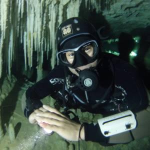 Razor Side Mount Diving