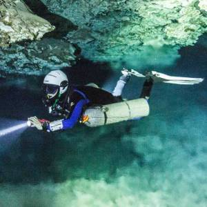 Intro to Cave Diver