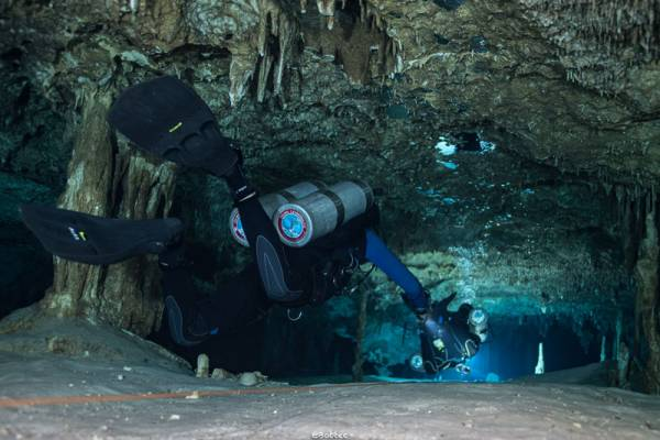 TDI Intro to Cave Diver Course
