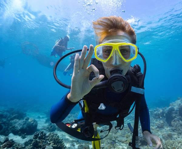 Discover Scuba Diving in Playa Del Carmen