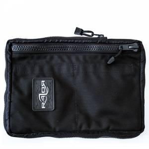 Razor-expandable-pouch