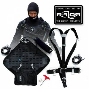 Razor Sidemount Diving