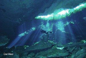 Cenote Chac Mool