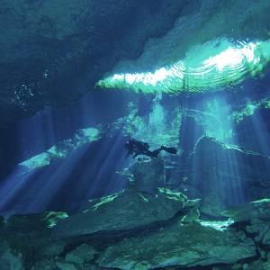CaverndivingCenoteKukulcan