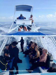 Dive Cozumel Charter Boat