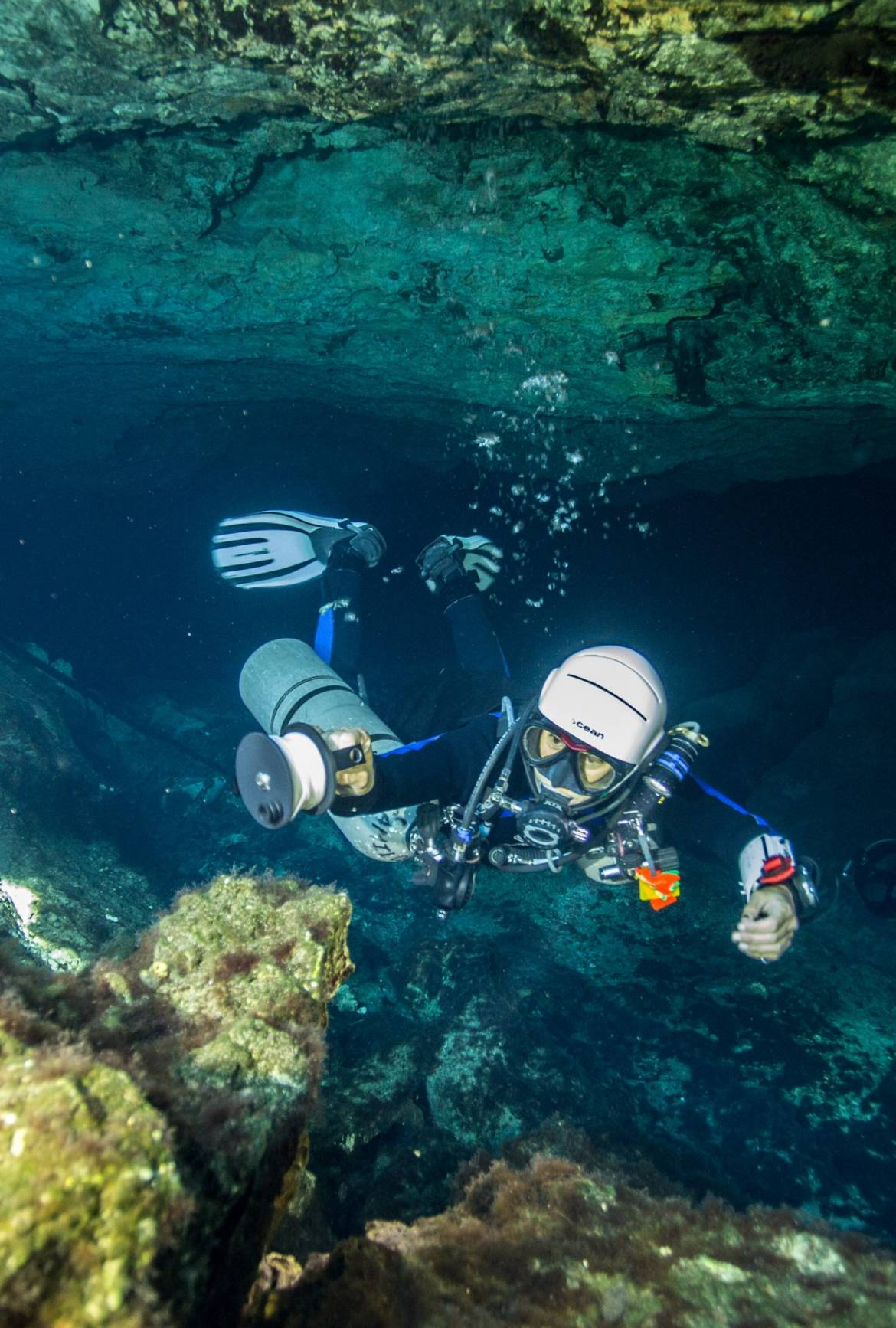 What it takes to become a Full Cave Diver