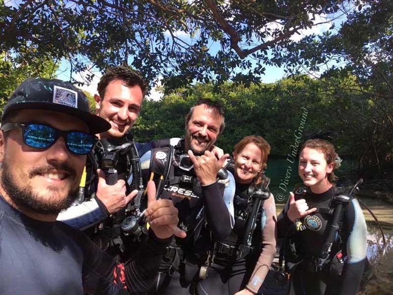 Dive Cenotes