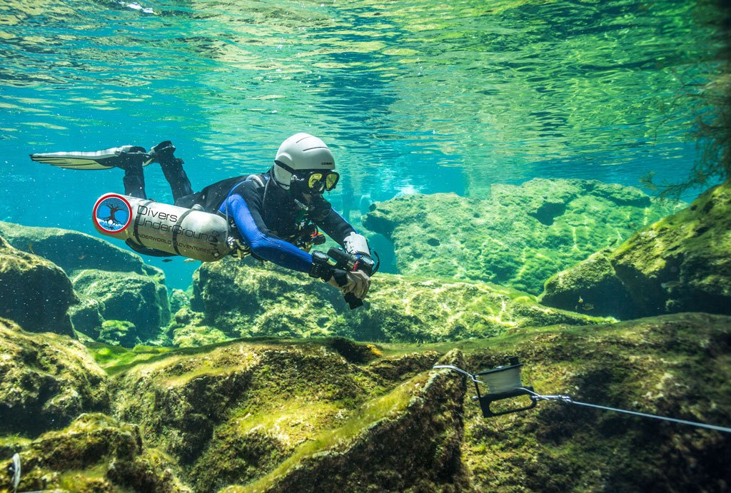 Razor Basic Open Water Sidemount