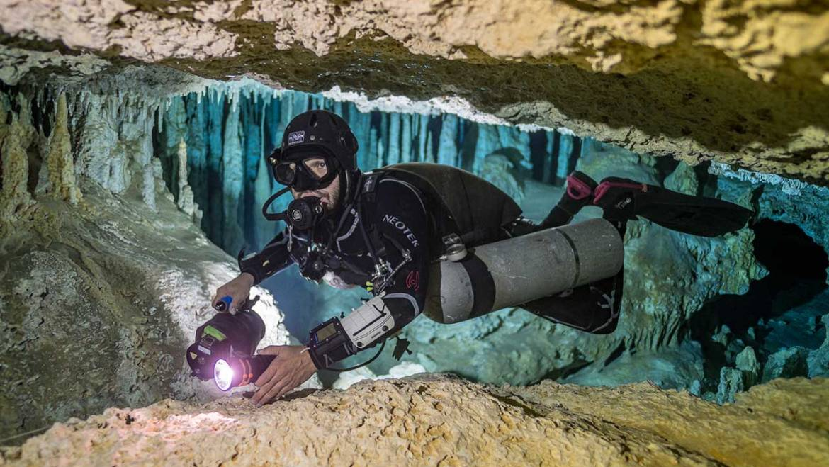 TDI Full Cave Diver Course