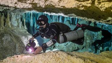 Full Cave Diver Course
