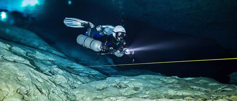 TDI Cavern Diver Course