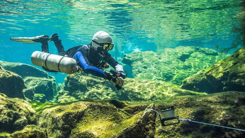 TDI Sidemount Diver Course